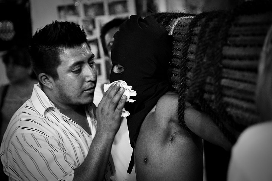 Mexico Penitent Documentary Photography