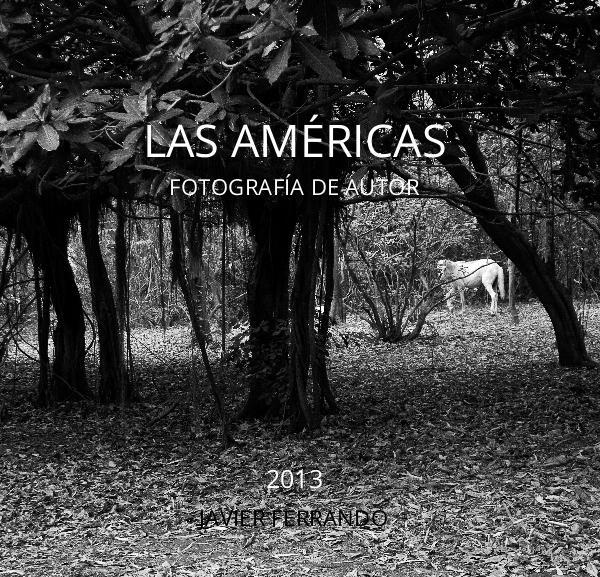 Libro Las Américas Fotografía de Autor