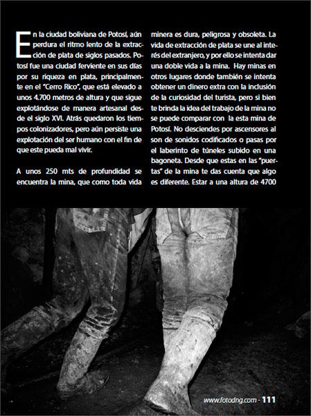 Página Bolivian Mines Fotodng